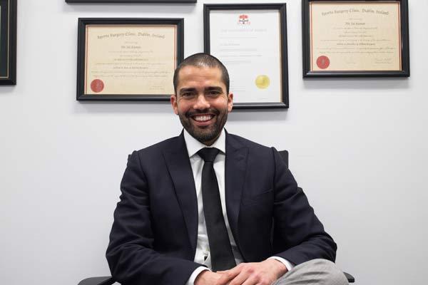 Dr Jai Kumar, Orthopaedic Surgeon at The Orthopaedic Clinic Newcastle
